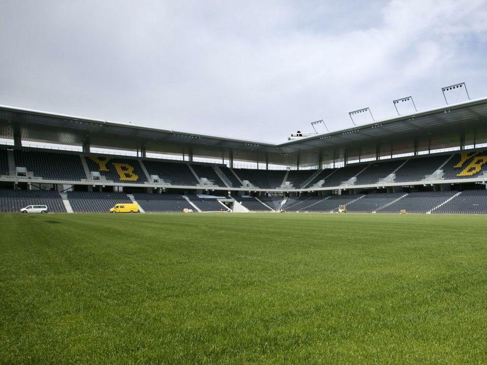 /7 STADIONARBEITEN Übersicht/Themen Rahmenprogramm Spektakel Match Tag der offenen Tür Tickets Stadionarbeiten Interview
