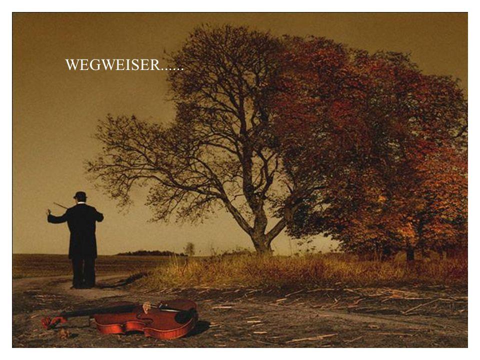 WEGWEISER......