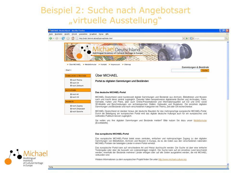 10 Beispiel 3: Darstellung offline verfügbarer Digitalisate