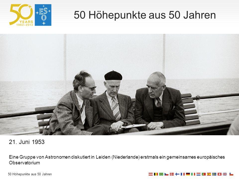 50 Höhepunkte aus 50 Jahren 21.