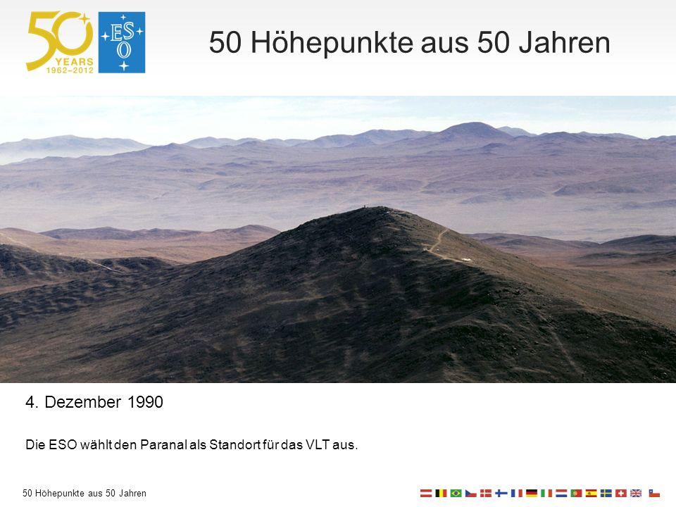 50 Höhepunkte aus 50 Jahren 4.