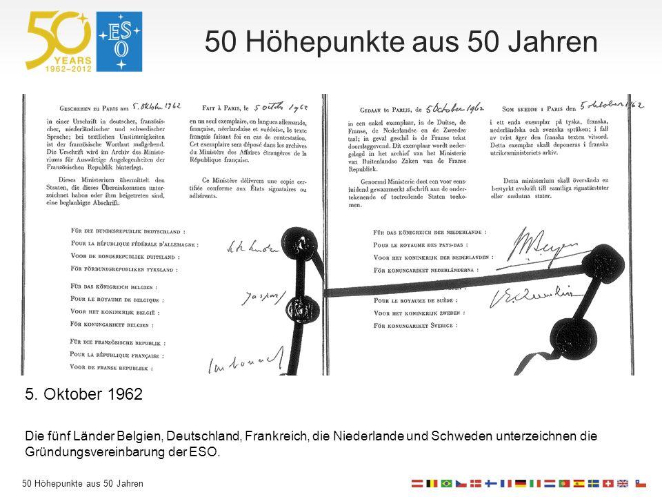 50 Höhepunkte aus 50 Jahren 5.