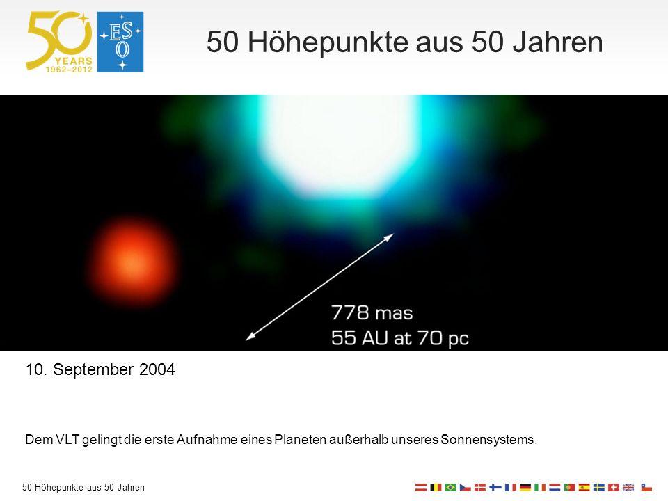 50 Höhepunkte aus 50 Jahren 10.