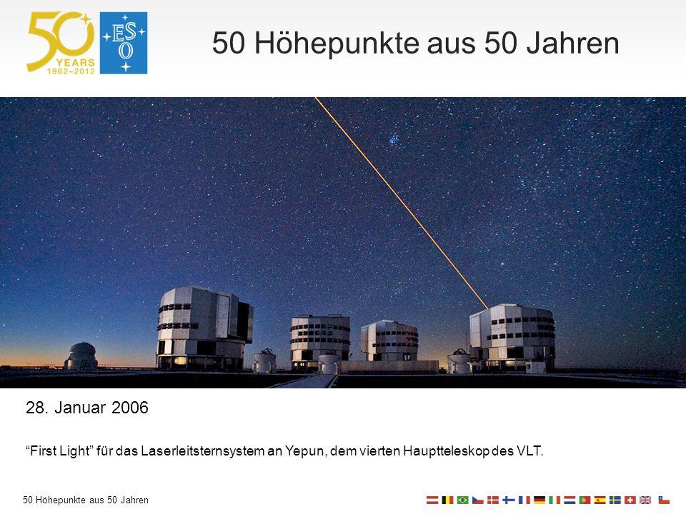 50 Höhepunkte aus 50 Jahren 28.
