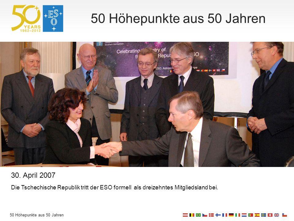 50 Höhepunkte aus 50 Jahren 30.