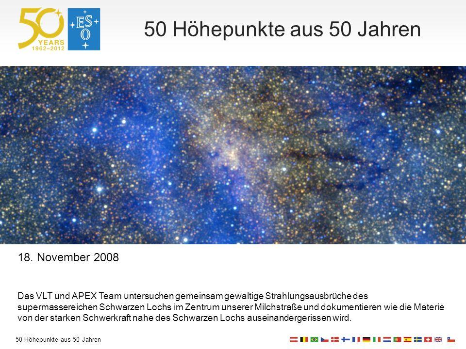 50 Höhepunkte aus 50 Jahren 18.