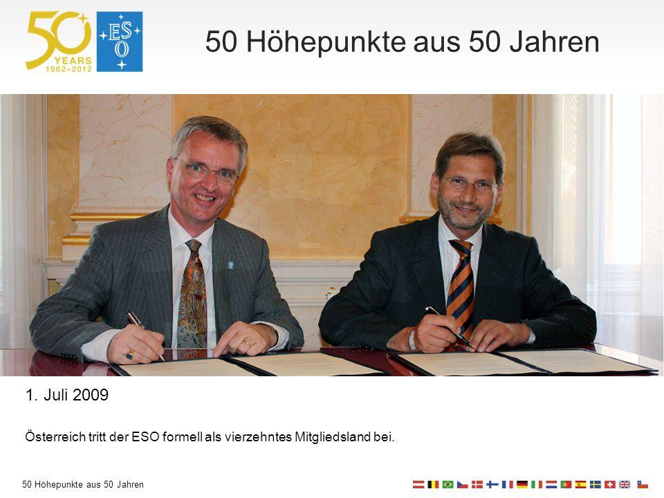 50 Höhepunkte aus 50 Jahren 1.