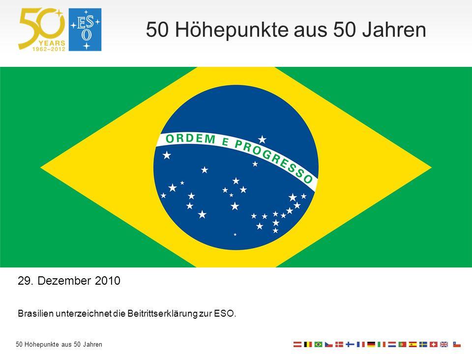 50 Höhepunkte aus 50 Jahren 29.