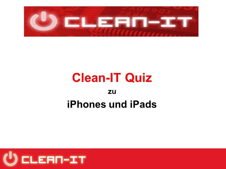 In welchem Land werden iPhones und iPads hauptsächlich produziert.