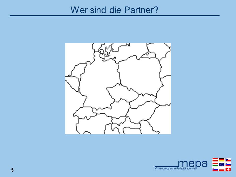 5 Wer sind die Partner?