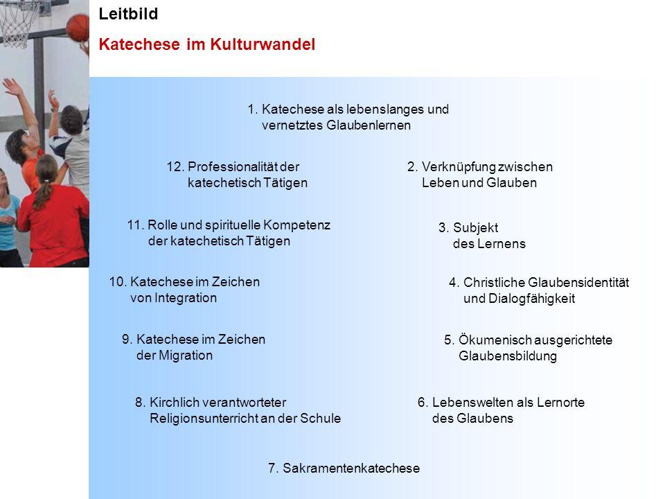 Konferenz Netzwerk Katechese Konstitution der Konferenz Ab dem 23.