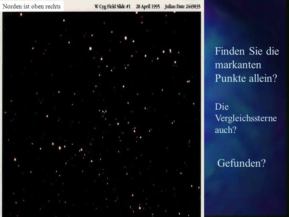Hier sind einige Vergleichs- sterne Finden Sie mehr? 55 59 74 67 Norden ist oben rechts
