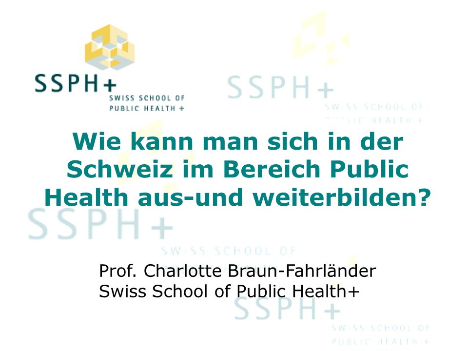 Neue MOOC Initiative Public Health Virchow-Villermé Center for Public Health Paris- Berlin will launch a Massive Open Online Course (MOOC) in October, 2013 entirely dedicated to public health and global health in collaboration with Inria (French public institute for research in computer sciences), Sorbonne Paris Cité and Charité-Universitätsmedizin Berlin Initianten (Antoine Flahaul und Jaqueline Müller- Nordhorn) im Herbst in ZH