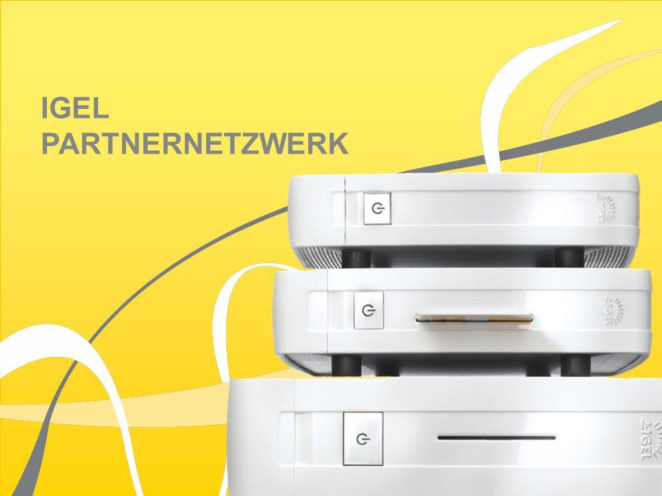 Stefan Wiegel – Director Channel EMEA 48 IGEL Technology | AIP Training 2012 Online Projektmeldung