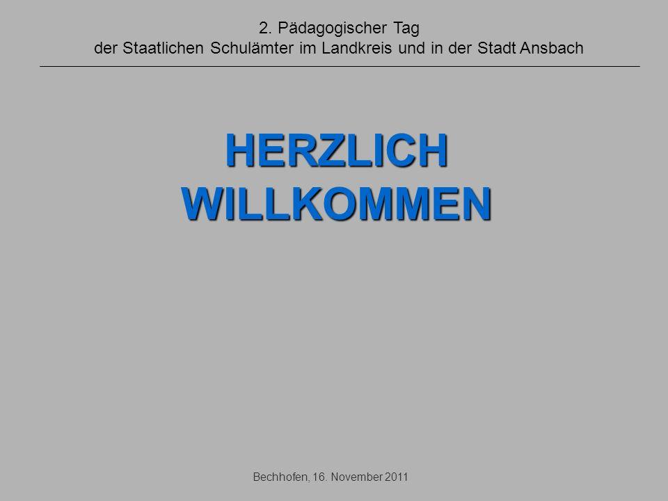 2011-2012 Profilschulen Inklusion Bayern: 37 Mittelfranken: 5 (geplant waren 3) Grund-/ Mittelschule Pestalozzistr.
