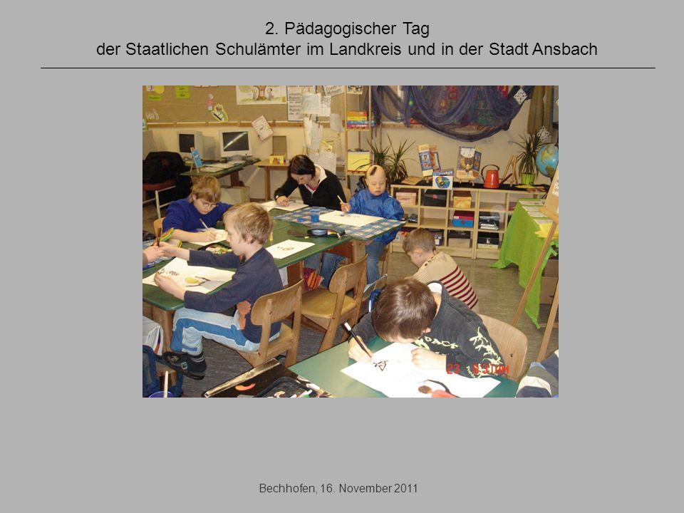 Einschulung: Aufnahmeentscheidung durch Grundschule; Entscheidung des Schulamtes im Konfliktfall Bisher: 2.
