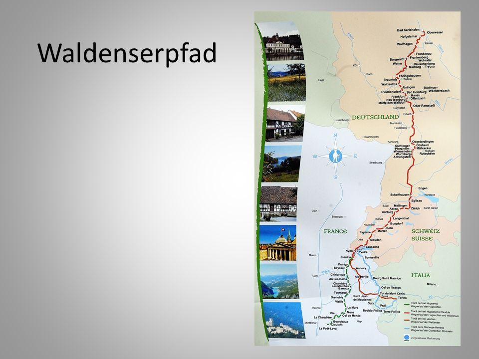 Waldenserpfad