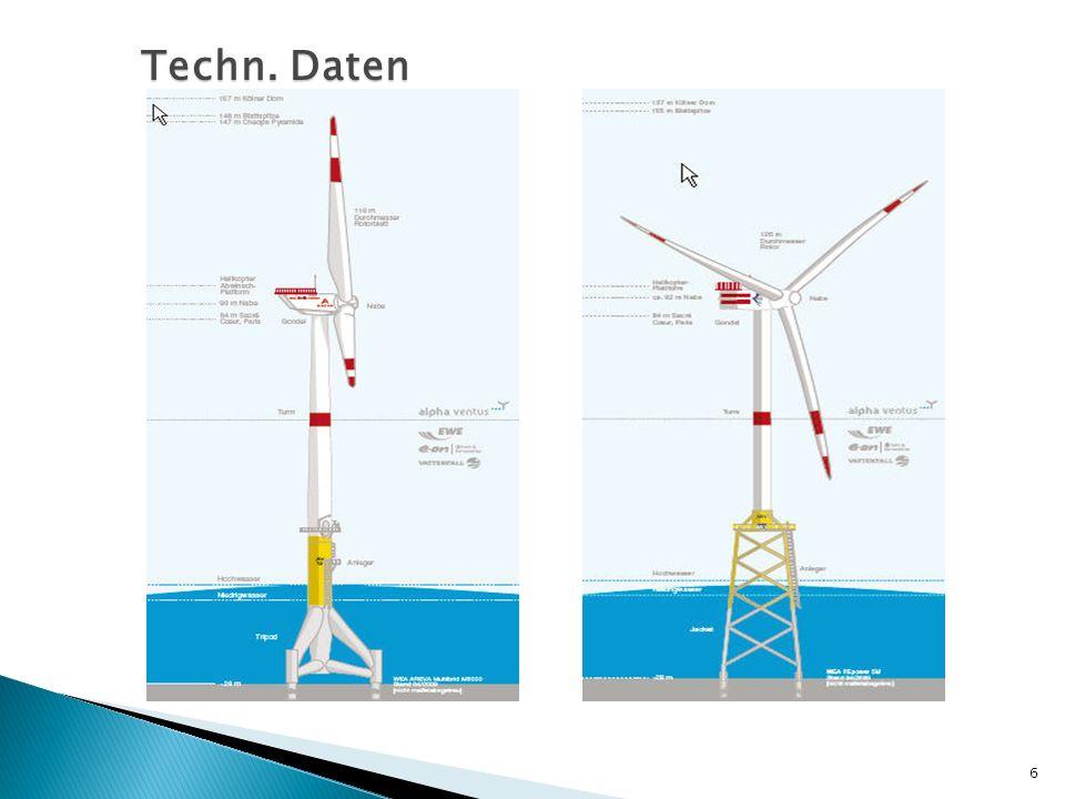 offene Containerbauweise auf Jacket Gründung Kabeldeck 20m über LAT Hauptdeck 25m über LAT Helikopterdeck 30m über LAT 7