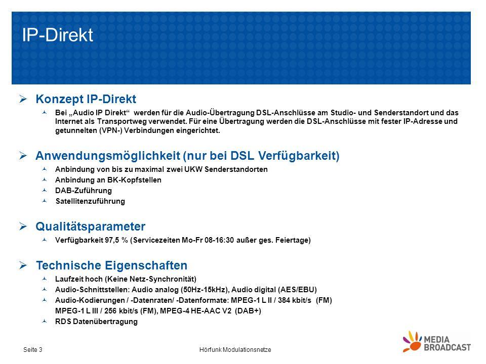 Erweiterungsoptionen (Web Services) Broadcast Web-Services M&B Web-Ticket M&B Network-Monitor zukünftig ggf.