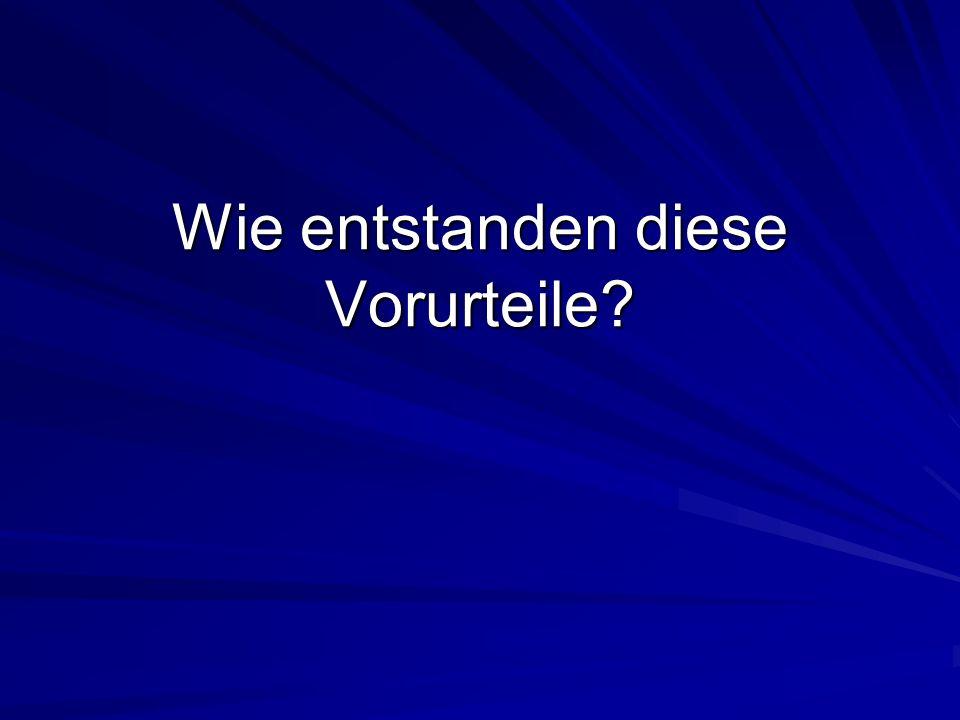 Deutsche sind bestimmend In Deutschland gab es viele Herrscher Entstand u.a.