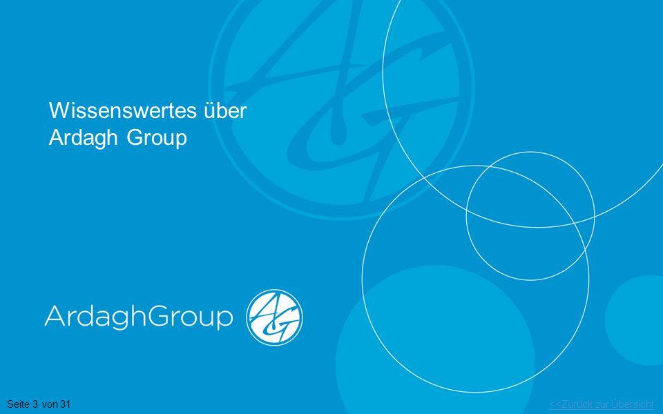 <<Zurück zur ÜbersichtSeite 3 von 31 Wissenswertes über Ardagh Group