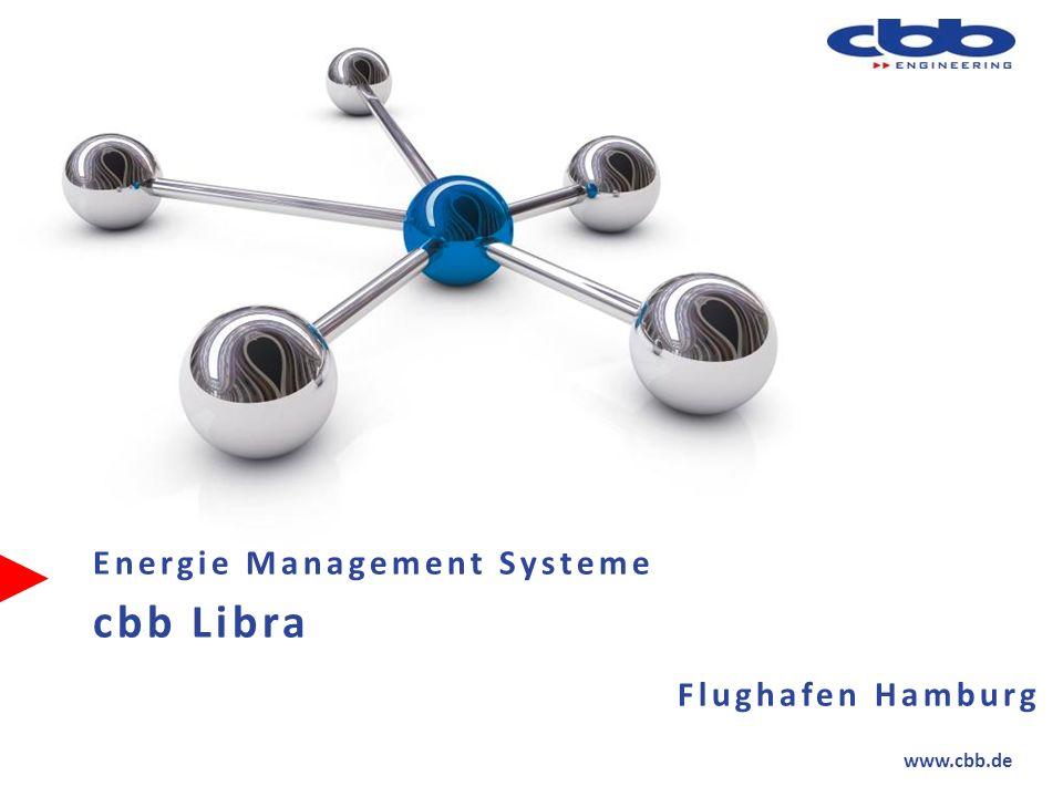 www.cbb.de Energie Management Systeme cbb Libra Flughafen Hamburg