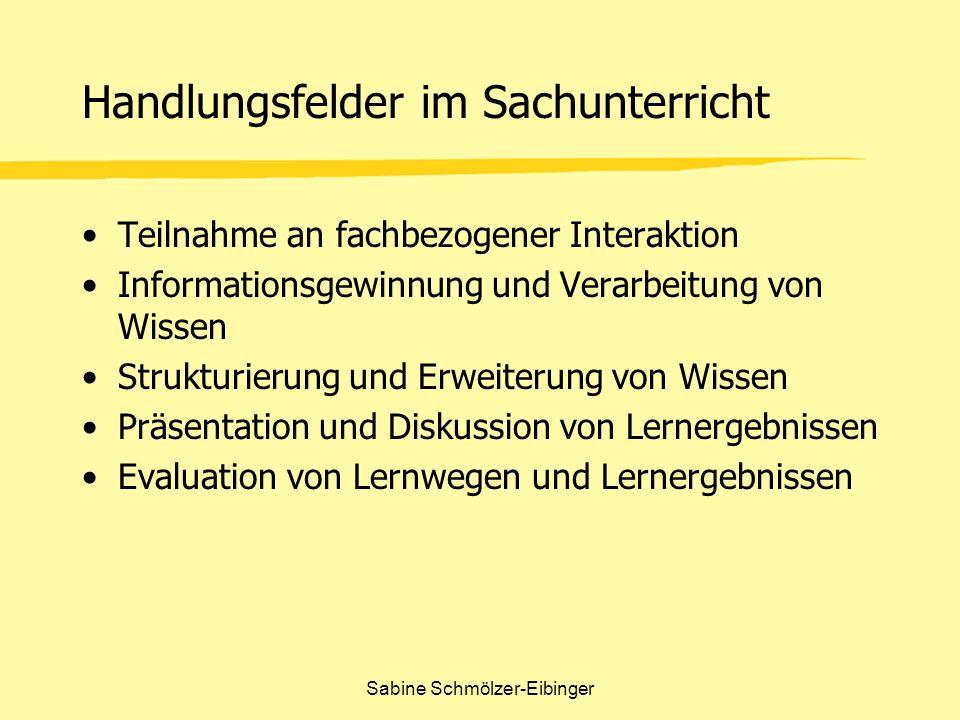Sabine Schmölzer-Eibinger Kommunikation und Interaktion im Unterricht 10-11 Jahre: kann klar strukturierte und in einfacher Umgangs- sprache formulierte Arbeitsanweisungen, Aufgaben, Verstehensimpulse und Zusammenfassungen von Unterrichtsergebnissen (z.B.