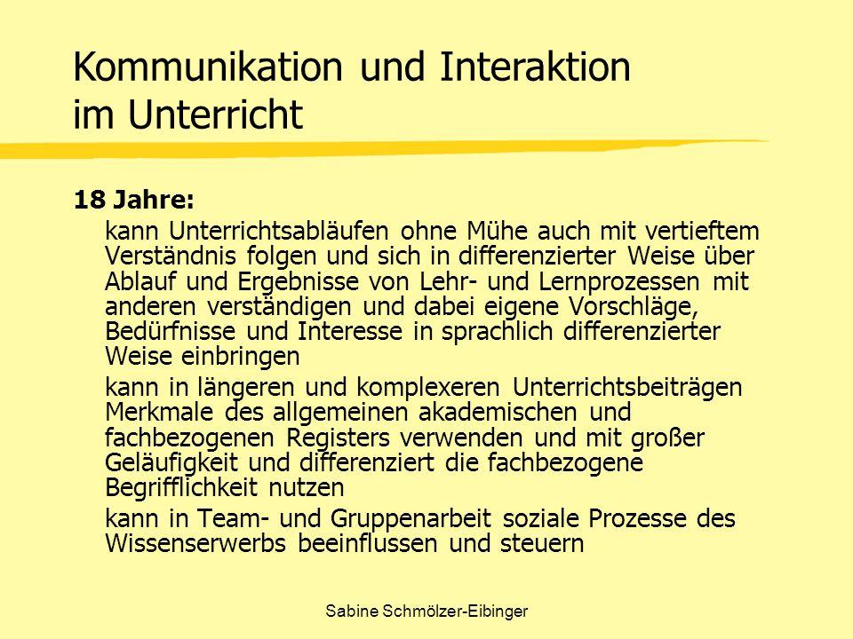 Sabine Schmölzer-Eibinger Projektfortsetzung ?