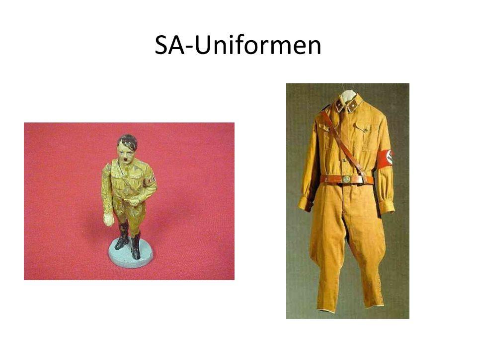 SA-Uniformen
