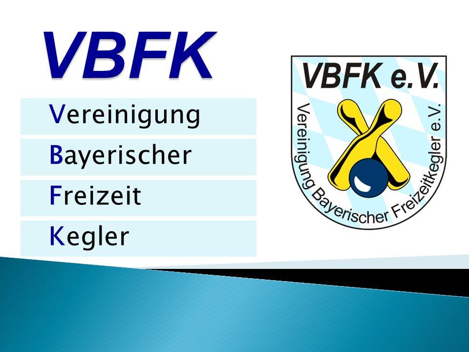 Vereinigung Bayerischer Freizeit Kegler