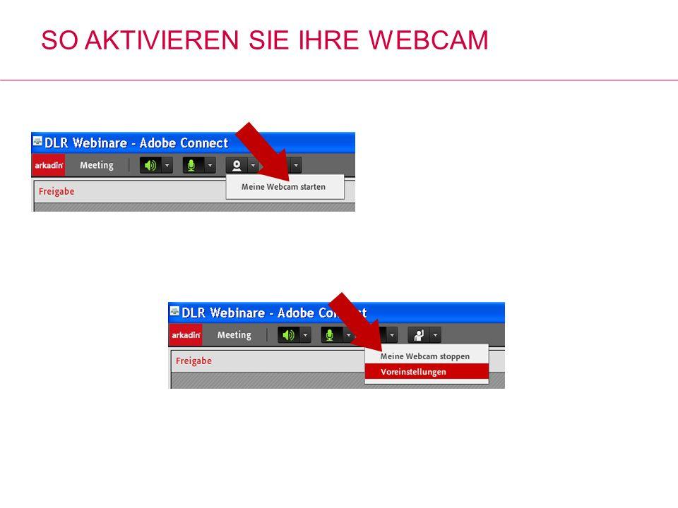 FOLIENGESTALTUNG IM WEBINAR Konzept der zwei Kanäle Nutzen Sie auf jeder Folie Text und Bild.