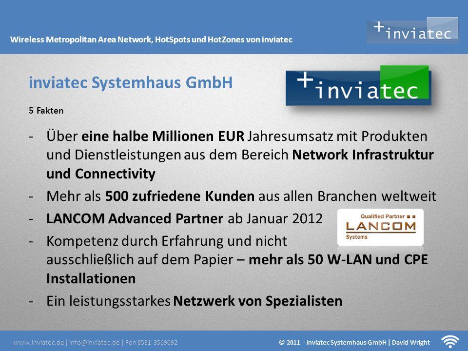 Fehmarn Hotsots -Über eine halbe Millionen EUR Jahresumsatz mit Produkten und Dienstleistungen aus dem Bereich Network Infrastruktur und Connectivity