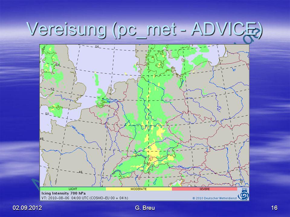 NO COPY – www.fliegerbreu.de Vereisung (pc_met - ADVICE) 1602.09.2012G. Breu
