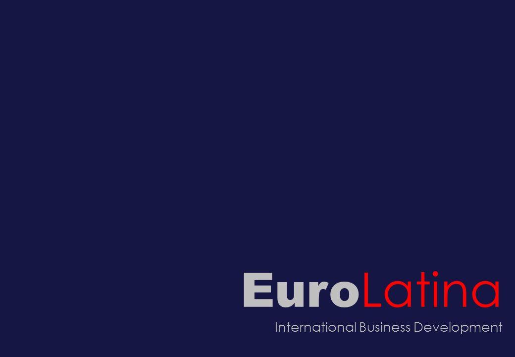 Was Euro Latina ist 1.Ein Beratungsunternehmen 2.Ein Dienstleistungsunternehmen 3.Ein Geschäftspartner 2