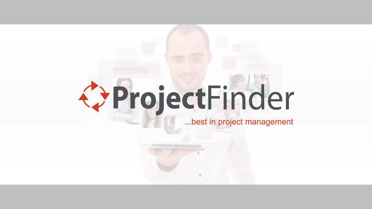 www.projectfinder.eu iPad und iPhone App iPad und iPhone Verwalten Sie Ihre Projekte einfach per iPad oder iPhone Erstellen Sie ein Projekt aus einer MindMap heraus (zum Beipspiel via iPAD)