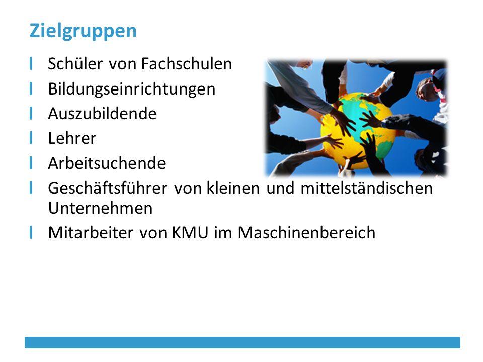 Projektergebnisse 1.Benutzerhandbuch 2.Ausbilderhandbuch 3.E-Learning-Anwendung 4.Werbe -DVD 5.Internationale Website 6.Internationales Kolloquium 7.Mechatronik-Labor in Opava 8.Workshops for Lehrer and Dozenten