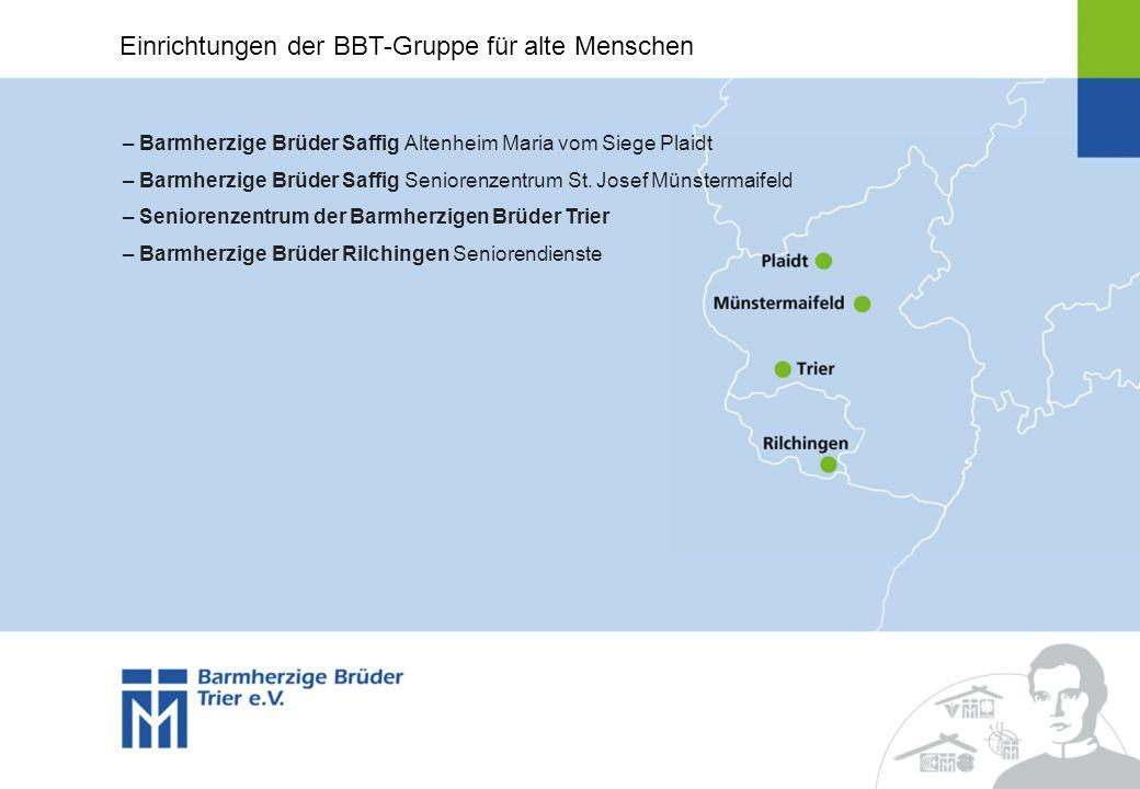 – Barmherzige Brüder Saffig Altenheim Maria vom Siege Plaidt – Barmherzige Brüder Saffig Seniorenzentrum St.