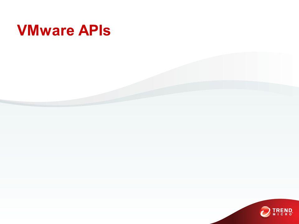 VMware APIs