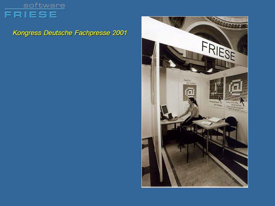 Kongress Deutsche Fachpresse 2001