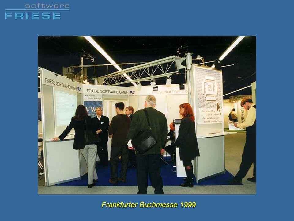 Frankfurter Buchmesse 1999