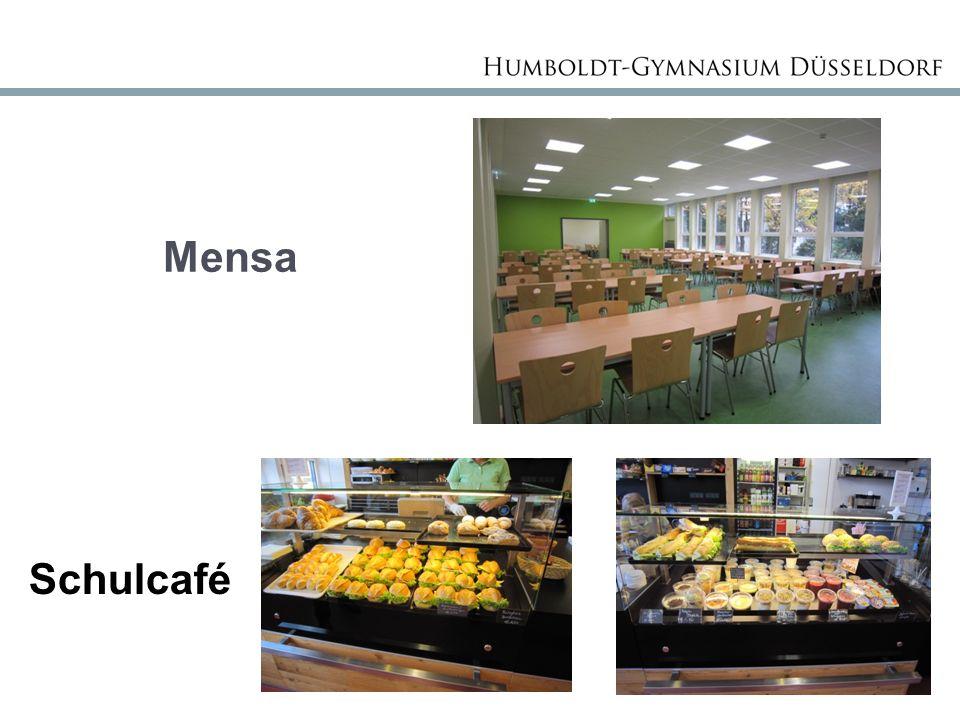 Mensa Schulcafé