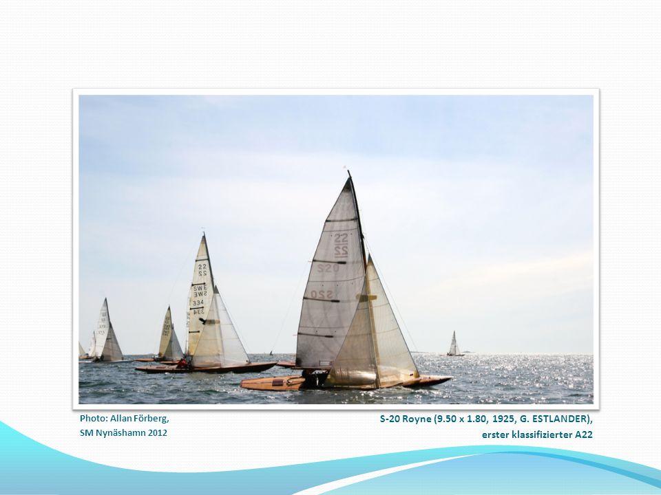 Weil die 30 qm Klasse immer teurer im Bau wurde, diskutierten die Segelvereine auf dem Seglertag 1931 den Pokal an eine andere Klasse zu übertragen.