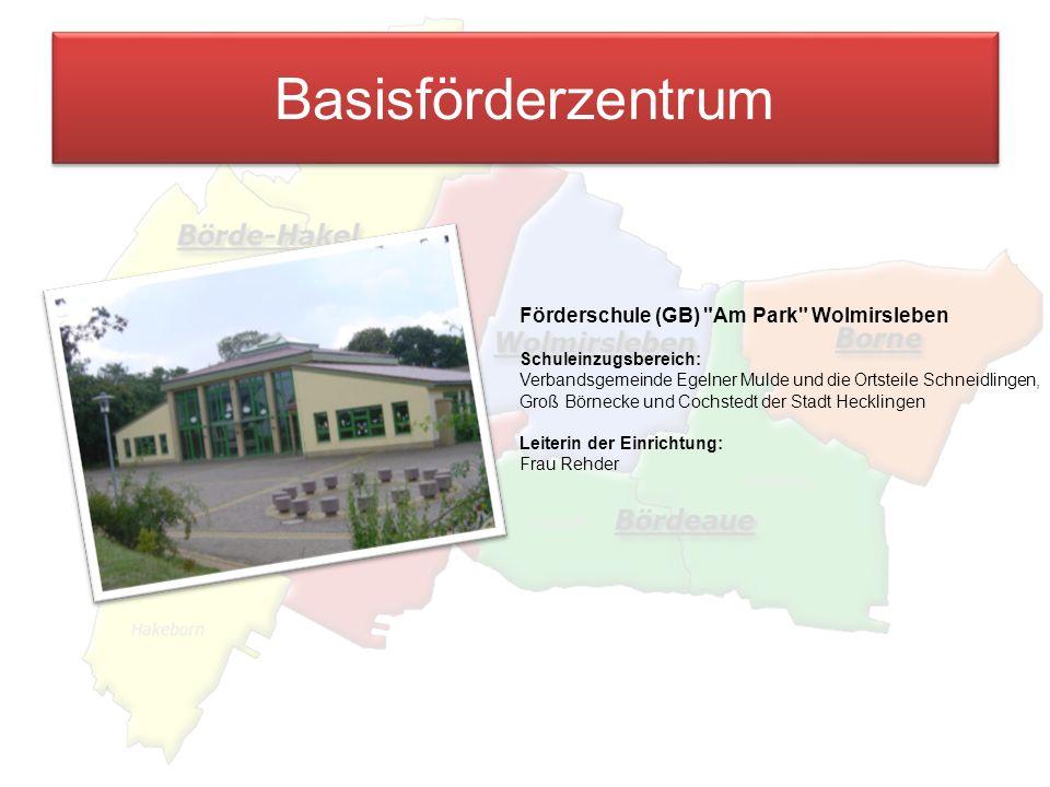 Basisförderzentrum Förderschule (GB)