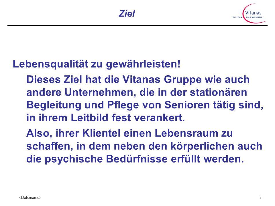 2 Vitanas Privater Träger Über 40 Einrichtungen in Deutschland Pflegeheime Krankenhäuser Integrationszentren DCM enpp