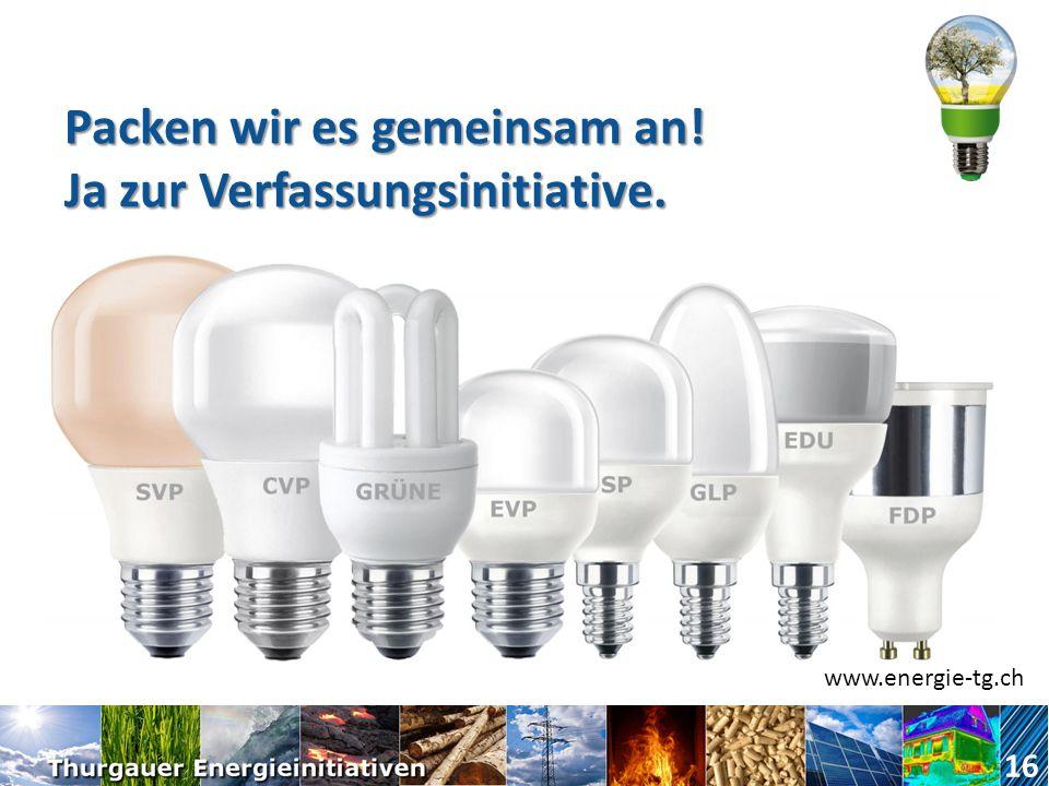 unsere Chance Die Zukunft gehört den erneuerbaren Energien. Diese Herausforderung hält die Menschheit auf Trab, sie fordert unsere Politiker, Ingenieu