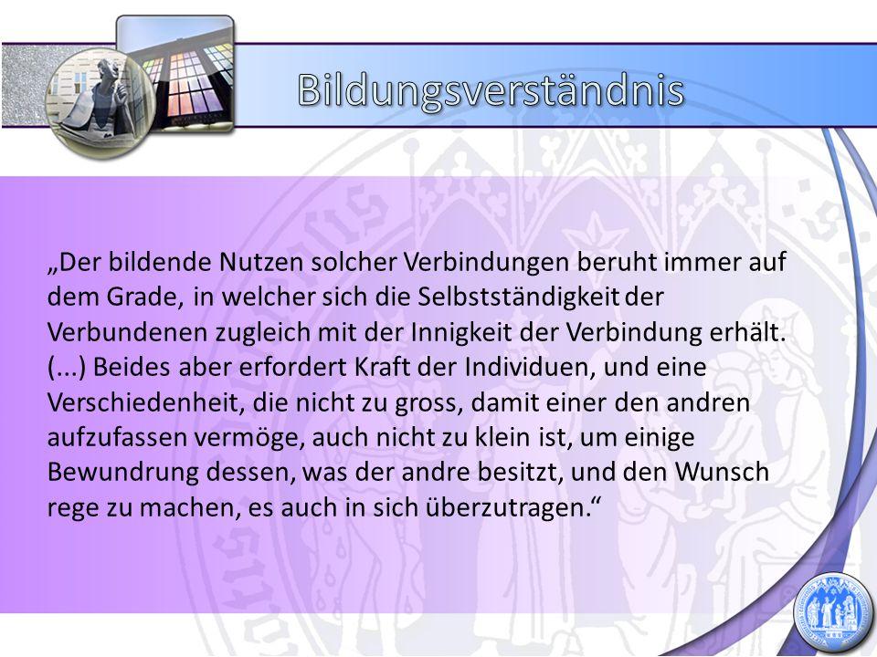 Bildungsorganisation Allgemeine vs.