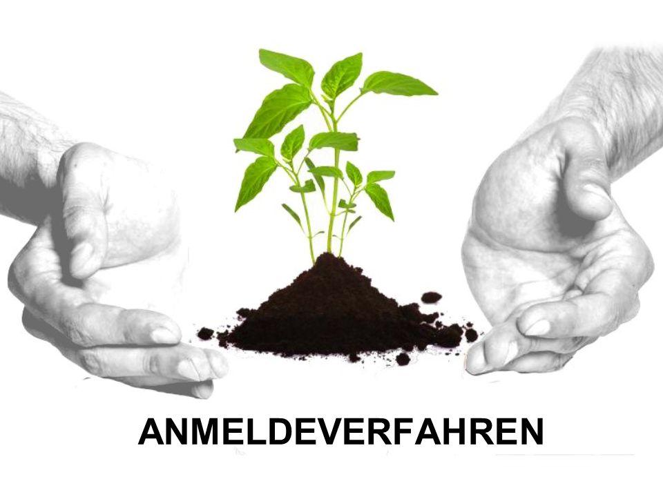 ANMELDEVERFAHREN
