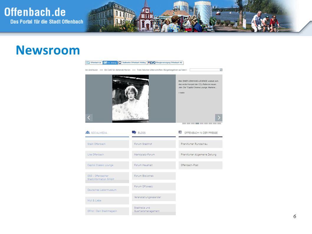 Newsroom 6