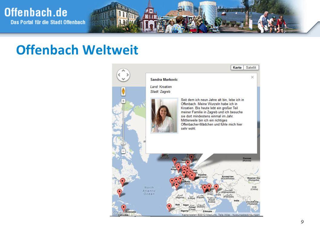 9 Offenbach Weltweit