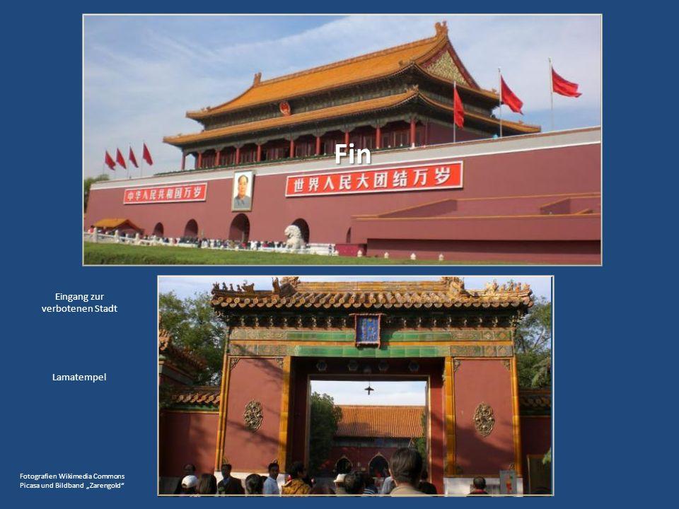 Peking, Hauptstadt Chinas Ankunft auf dem Westbahnhof, hier endet die Reise